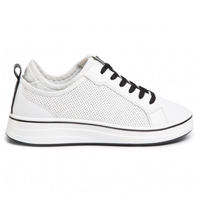 Sneakers TAMARIS - 1-23716-24 White/Black 125 - Sneakers - Scarpe basse - Donna