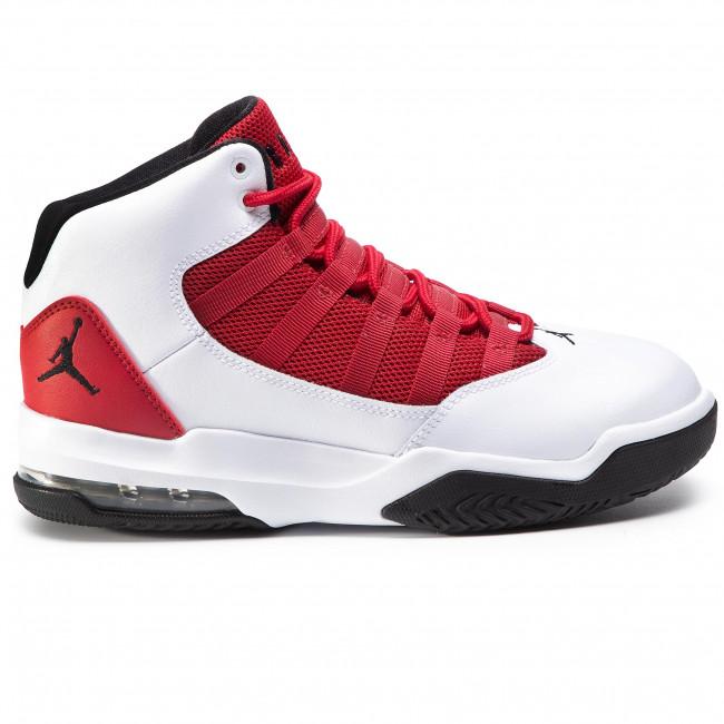 Scarpe NIKE Jordan Max Aura (GS) AQ9214 106 WhiteBlackGym Red