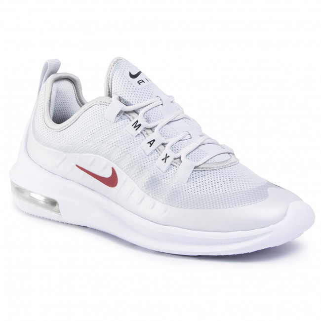 Scarpe NIKE Air Max Axis AA2168 003 Pure PlatinumRed Crush