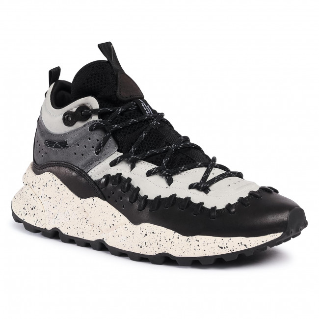 Sneakers FLOWER MOUNTAIN - Mohican Man 0012015305.03.1A18 Black/Multi