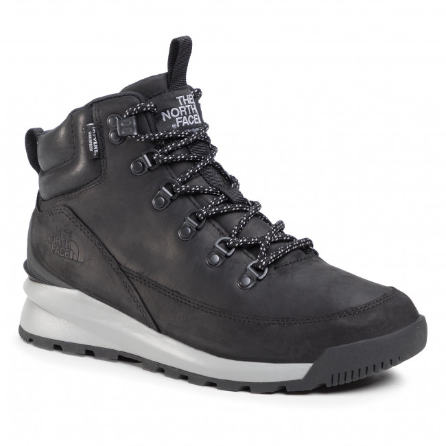 Scarpe da trekking THE NORTH FACE - Back-To-Berkeley Mid Wp NF0A4AZEWL41 Tnf Black/Griffin Grey