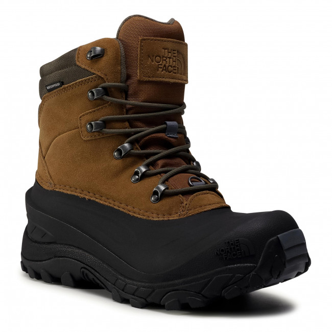 Scarpe da trekking THE NORTH FACE - Chilkat IV NF0A4OAFVE01 Utility Brown/New Taupe Green