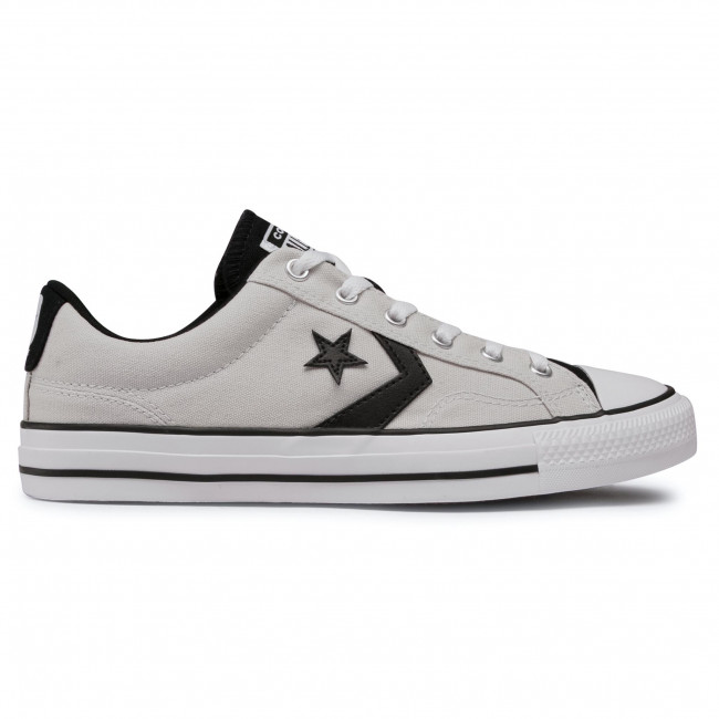 converse star player gialle