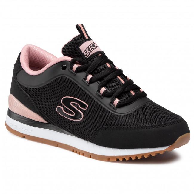 Sneakers SKECHERS - Casual Daze 155031/BLK Black