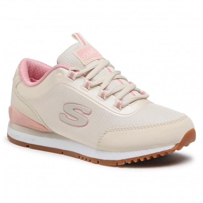 Sneakers SKECHERS - Casual Daze 155031/NAT Natural