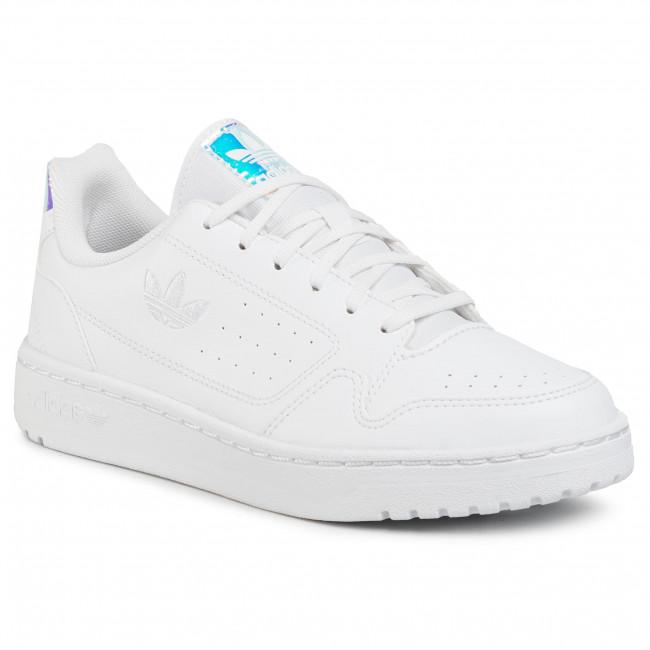 Scarpe adidas - Ny 90 J FY9841 Ftwwht/Ftwwht/Supcol