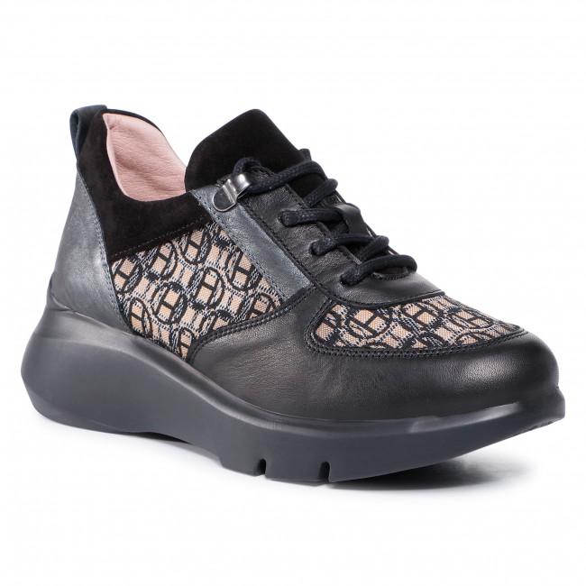 Sneakers HISPANITAS - Aconcagua HI00603  Black