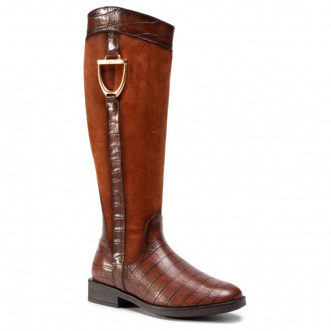 Stivali al ginocchio HISPANITAS - Teide HI00675 Cuero