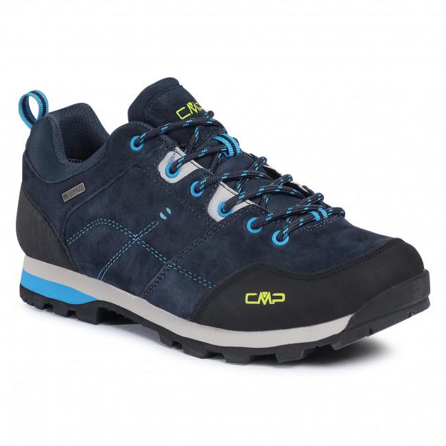 Scarpe da trekking CMP - Alcor Low Trekking Shoes Wp 39Q4897 Blue Ink M928