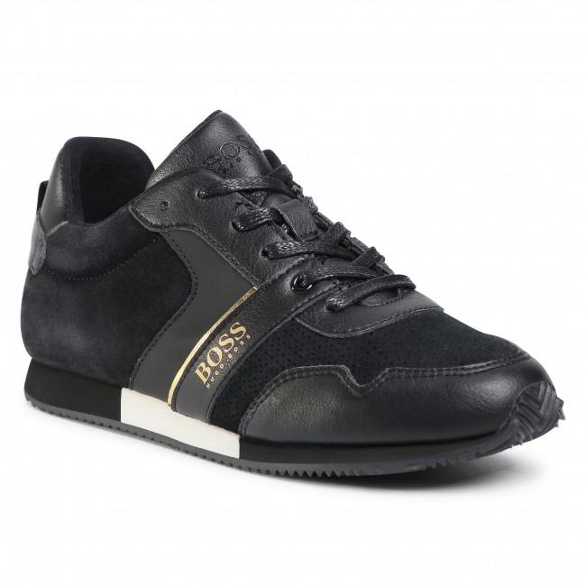 Sneakers BOSS - J29225 D Black 09B