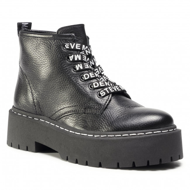 Tronchetti STEVE MADDEN - Vlais SM11001214-03001-017 Black Leather
