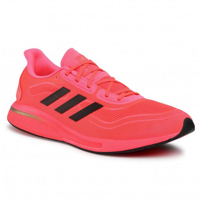 Scarpe adidas - Supernova M FV6032  Signal Pink/Core Black/Copper Metallic
