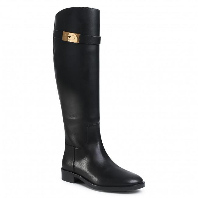 Stivali al ginocchio TORY BURCH - Riding Boot 77223 Perfect Black 006
