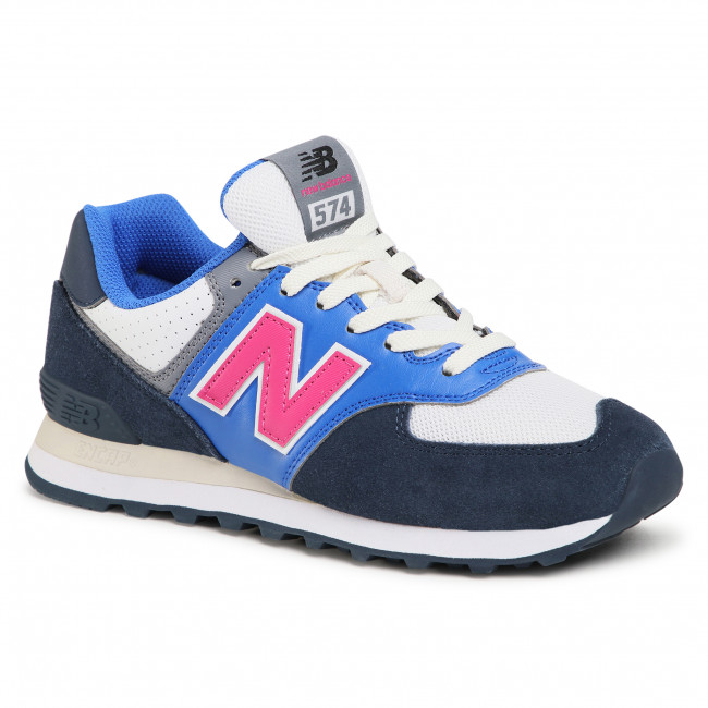 Sneakers NEW BALANCE - ML574MC2 Blu scuro Multicolore