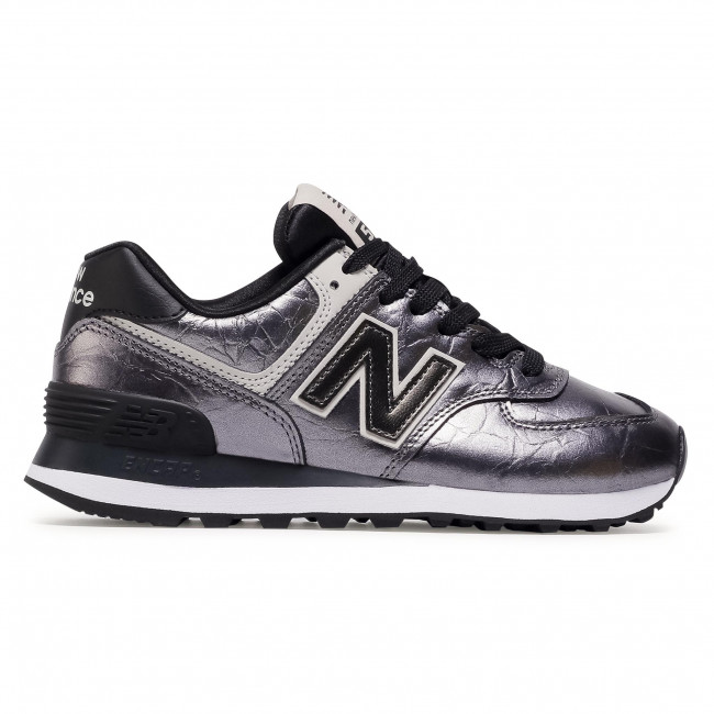 Sneakers NEW BALANCE - WL574WNF Argento