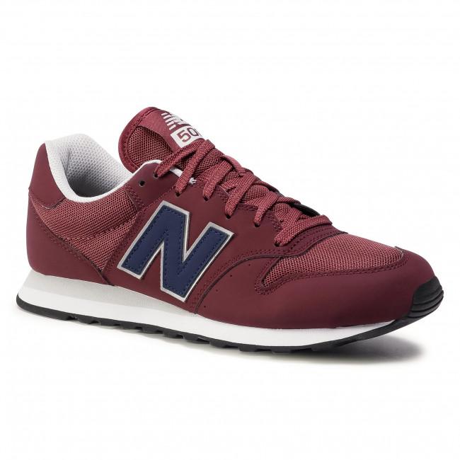 Sneakers NEW BALANCE - GM500VE1 Bordeaux