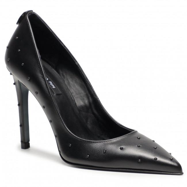 Scarpe stiletto PATRIZIA PEPE - 2V9935/A2UY-K320 Black/Black