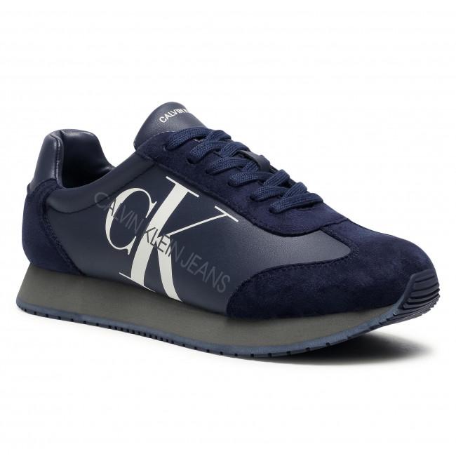 Sneakers CALVIN KLEIN JEANS - Joele B4S0716 Navy