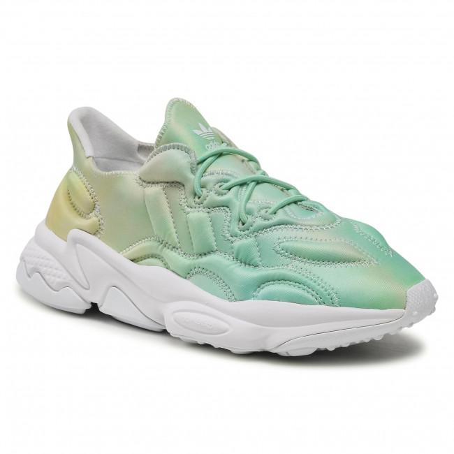 Scarpe adidas -  Ozweego Tech J FY2581 Ftwwht/Ftwwht/Ftwwht