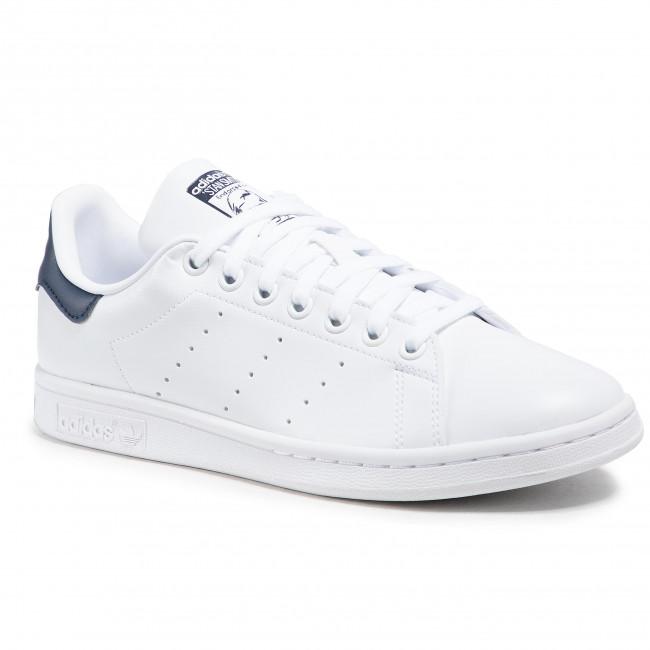 Scarpe adidas - Stan Smith FX5501 Ftwwht/Ftwwht/Conavy