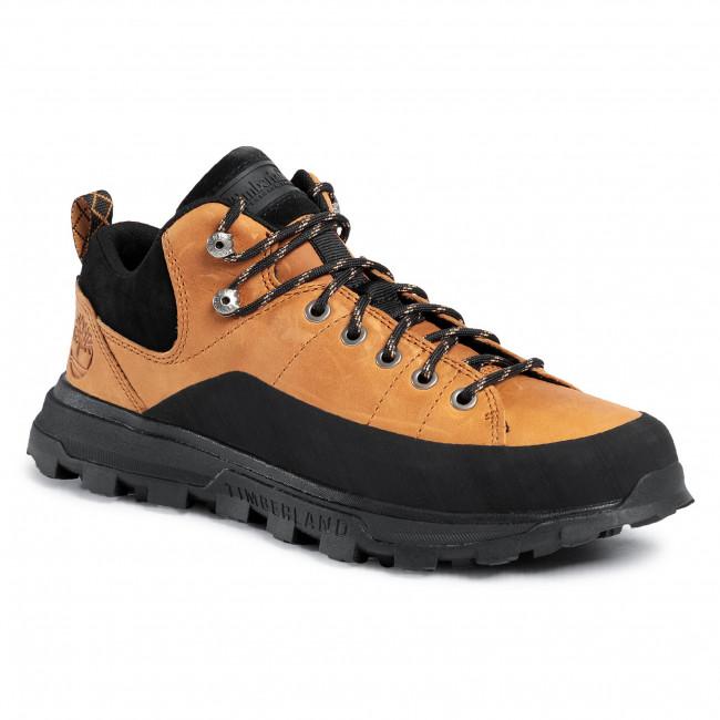 Scarpe da trekking TIMBERLAND - Treeline TB0A274M231 Wheat Nubuck W Black