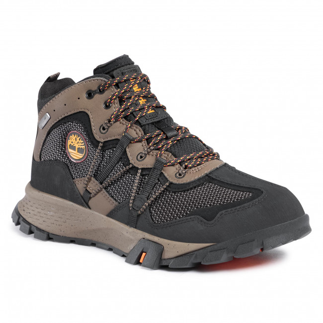 Scarpe da trekking TIMBERLAND - Garrison Trail TB0A28FT015 Black W Brown