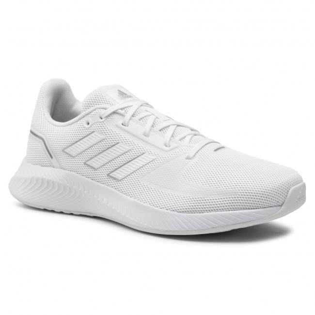 Scarpe adidas - Runfalcon 2.0 FY9612 Ftwwht/Ftwwht/Silvmt