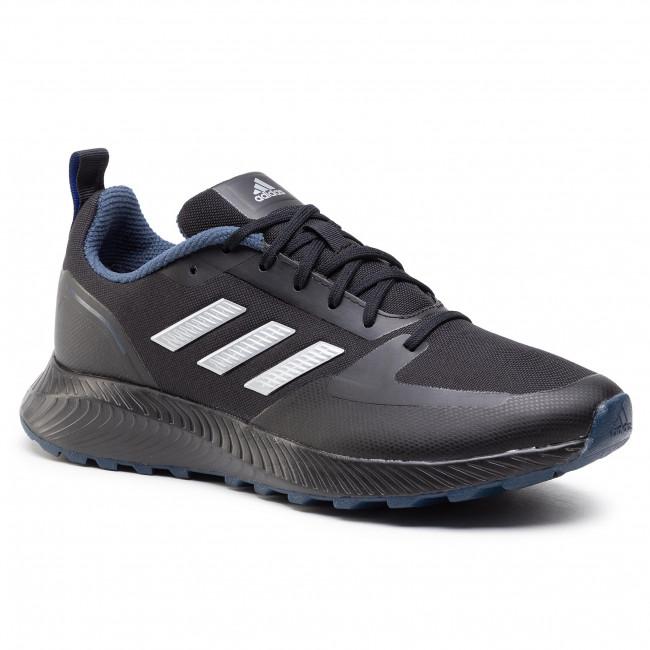 Scarpe adidas - Runfalcon 2.0 Tr FZ3578 Cblack/Silvmt/Crenav