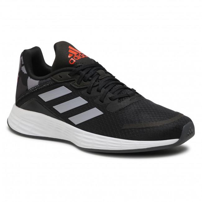 Scarpe adidas - Duramo Sl K FY8893 Cblack/Halsil/Solred