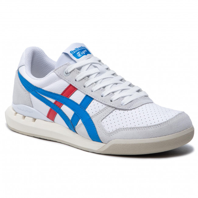 Sneakers ONITSUKA TIGER - Ultimate 81 Ex 1183B510 White/Directoire Blue 101
