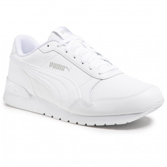 Sneakers PUMA - St Runner V2 Full L 365277 23 White/Puma White/Gray Violet