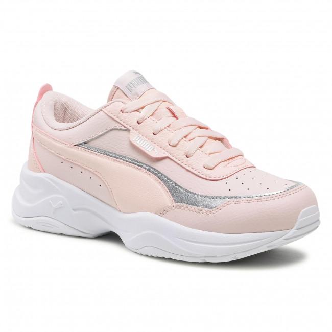 Sneakers PUMA - Cilia Mode Lux 375732 03 Cloud Pink/Silver