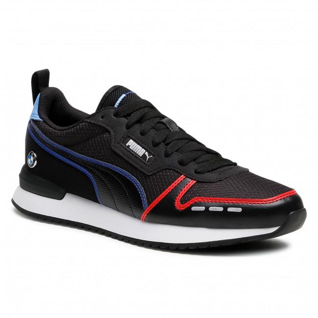 Sneakers PUMA - Bmw Mms R78 306786 01 Puma Black/Blueprint