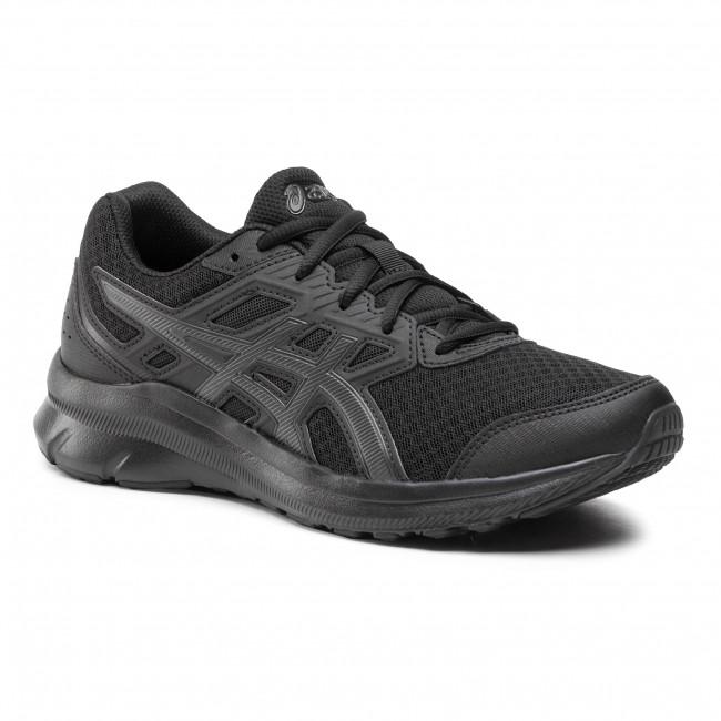 Scarpe ASICS - Jolt 3 1011B034  Black/Graphite Grey 002