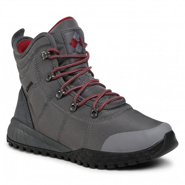 Scarpe da trekking COLUMBIA - Fairbanks Omni-Heat BM2806 Ti Grey Steel/Red Jasper 033