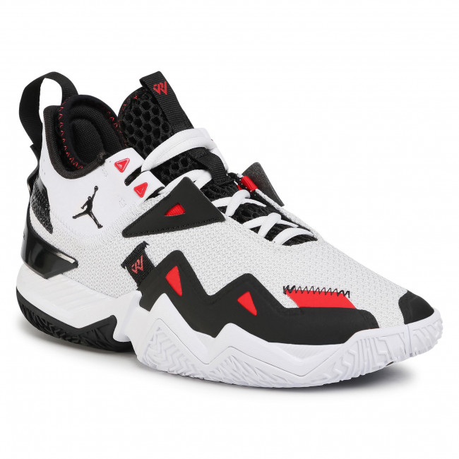 Scarpe NIKE - Jordan Westbrook One Take CJ0780 101 White/Black/University Red