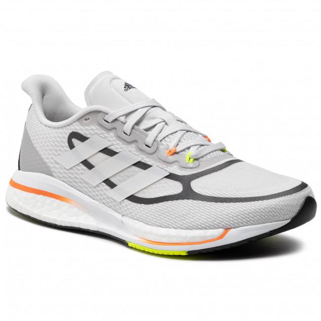 Scarpe adidas - Supernova + M FX6651 Dshgry/Ftwwht/Scrora