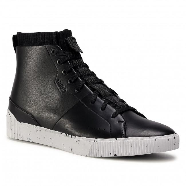 Sneakers HUGO - Zero 50440316 10214520 01 Black 001