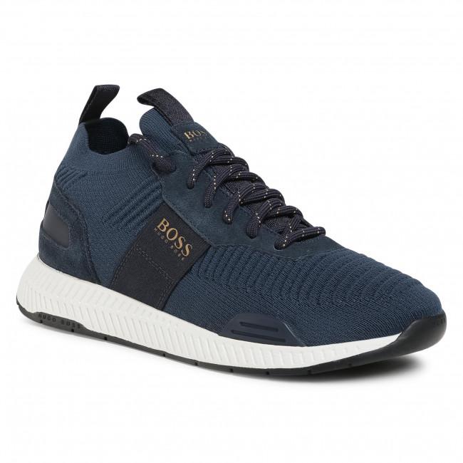 Sneakers BOSS - Titanium 50414734 10220052 01 Dark Blue 407