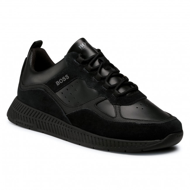 Sneakers BOSS - Titanium 50440763 10214595 01 Black 001