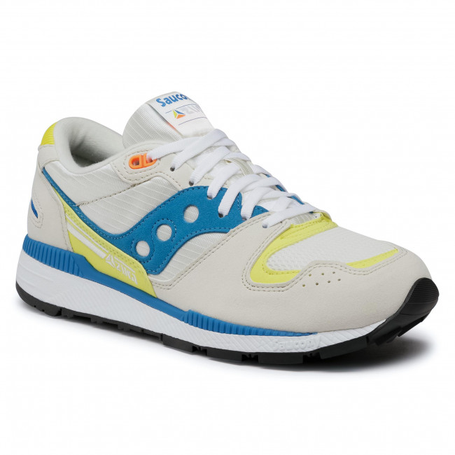 Sneakers SAUCONY - Azura S70437-29 Wht/Blu/Yel