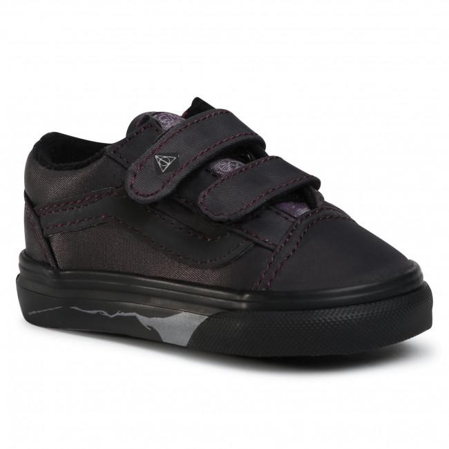 Sneakers VANS - Old Skool V VN0A38JNV0F1 (Harry Potter)Dthlhlw/Blk