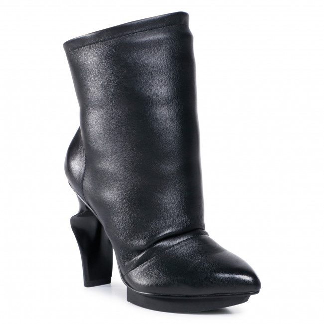 Tronchetti UNITED NUDE - Slouch Boot 1059701145  Black