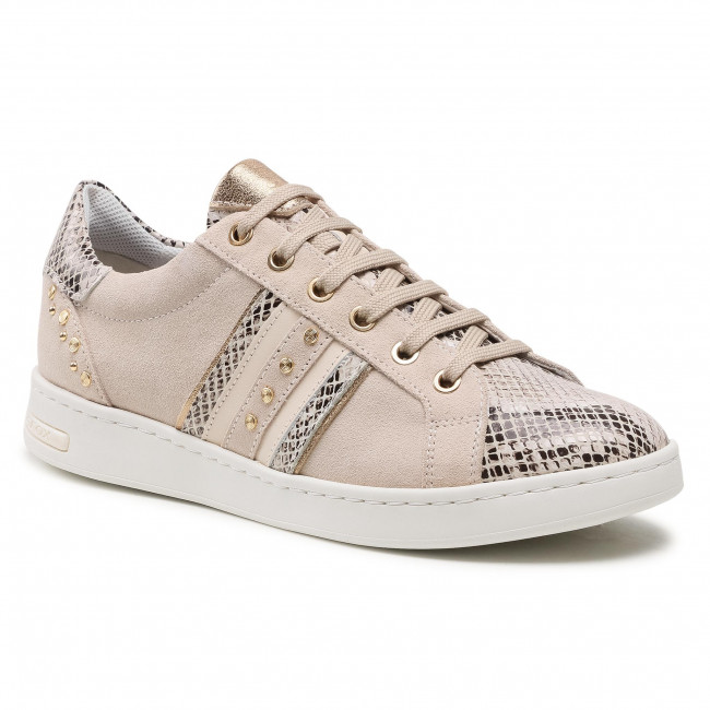 Sneakers GEOX - D Jaysen A D151BA 02241 C5000 Beige