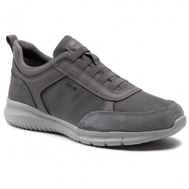 Sneakers GEOX - U Monreale C U15BVC 01122 C1006  Grey