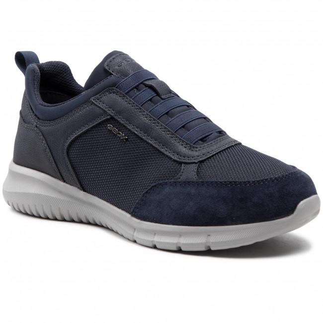 Sneakers GEOX - U Monreale C U15BVC 01122 C4002  Navy