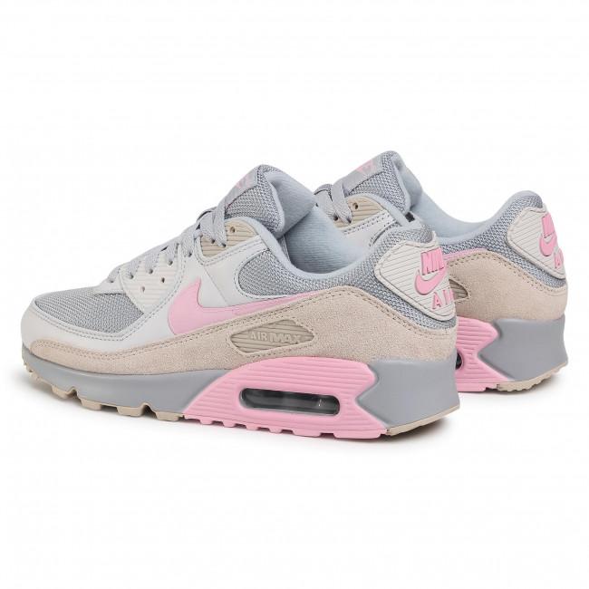 Scarpe NIKE - Air Max 90 CW7483 001 Vast Grey/Pink/Wolf Grey