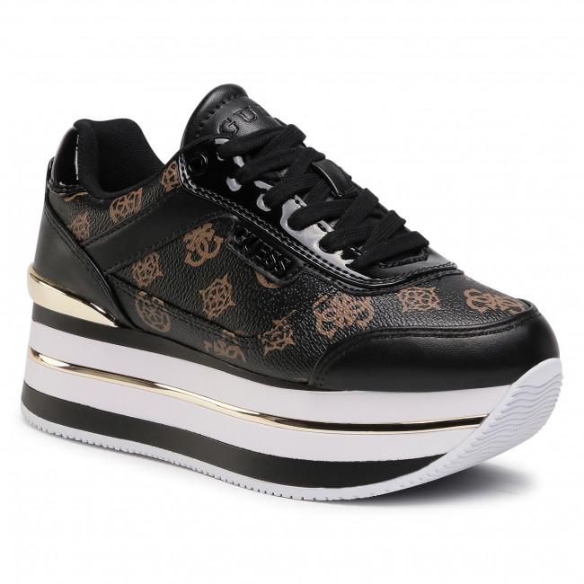 Sneakers GUESS - Hansin FL5HNS FAL12 BLKBR