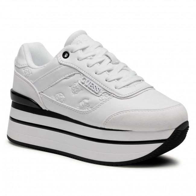 Sneakers GUESS - Hansin FL5HNS PEL12 WHITE