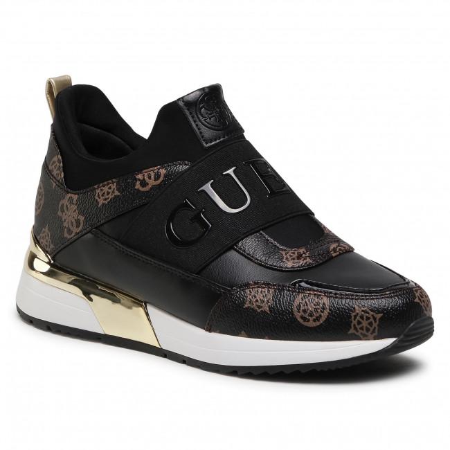 Sneakers GUESS - Maygin FL6MYI FAL12  BLACK